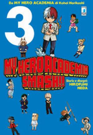 MY HERO ACADEMIA SMASH!! n.3