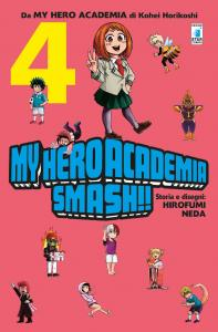 MY HERO ACADEMIA SMASH!! n.4