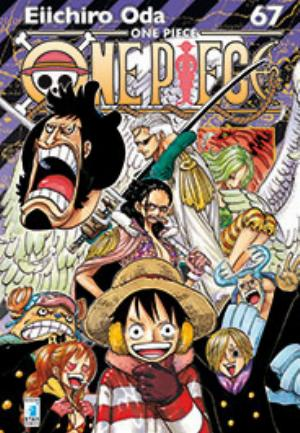 ONE PIECE NEW EDITION n.67