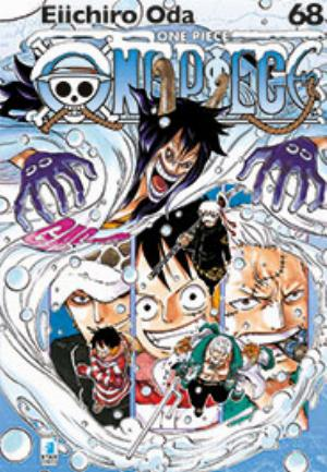ONE PIECE NEW EDITION n.68