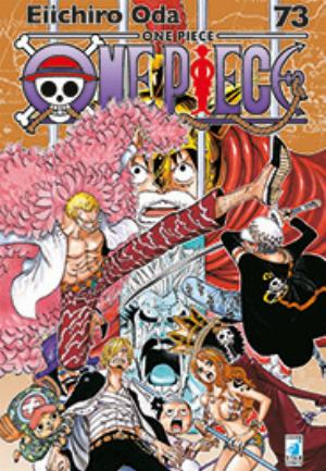ONE PIECE NEW EDITION n.73