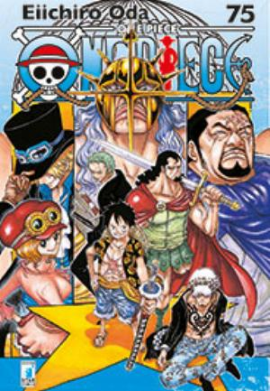 ONE PIECE NEW EDITION n.75