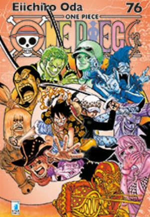 ONE PIECE NEW EDITION n.76