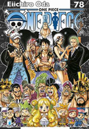 ONE PIECE NEW EDITION n.78