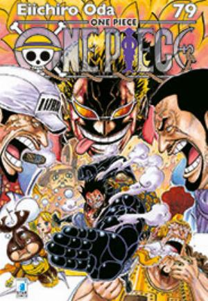 ONE PIECE NEW EDITION n.79