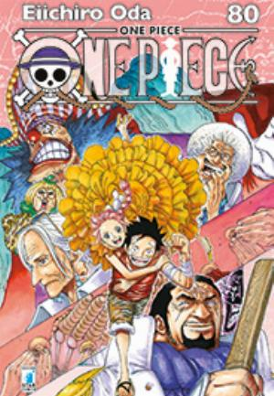 ONE PIECE NEW EDITION n.80