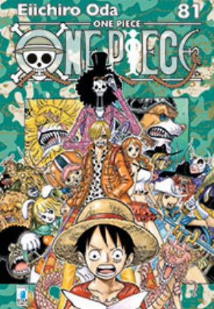 ONE PIECE NEW EDITION n.81
