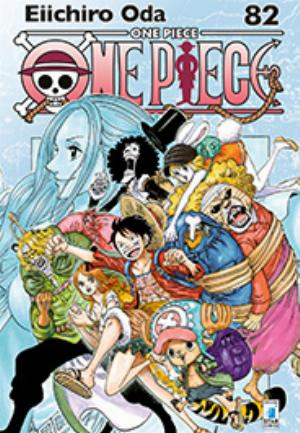 ONE PIECE NEW EDITION n.82