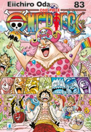 ONE PIECE NEW EDITION n.83