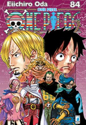 ONE PIECE NEW EDITION n.84