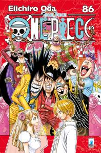 ONE PIECE NEW EDITION n.86