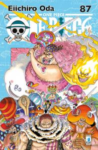 ONE PIECE NEW EDITION n.87