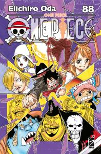 ONE PIECE NEW EDITION n.88