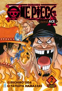 ONE PIECE NOVEL A n.2