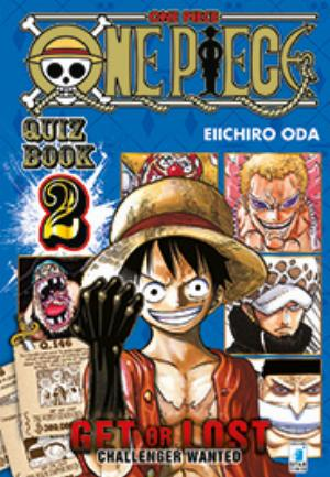 ONE PIECE QUIZ BOOK n.2