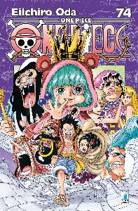 ONE PIECE NEW EDITION n.74
