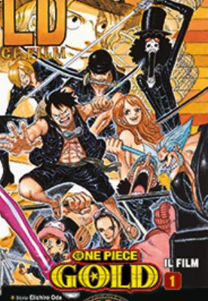 ONE PIECE GOLD: IL FILM - ANIME COMICS n.1