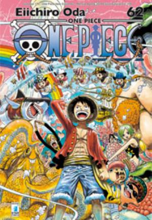 ONE PIECE NEW EDITION n.62