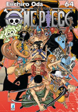 ONE PIECE NEW EDITION n.64