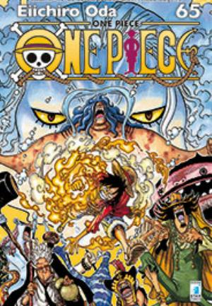 ONE PIECE NEW EDITION n.65
