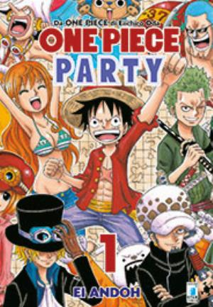 ONE PIECE PARTY n.1