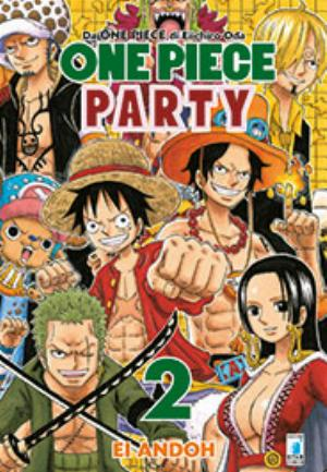 ONE PIECE PARTY n.2