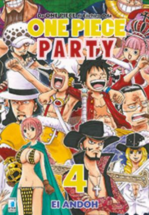 ONE PIECE PARTY n.4