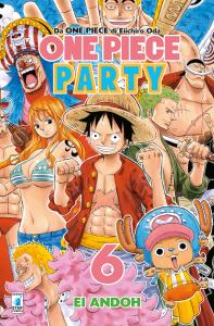 ONE PIECE PARTY n.6