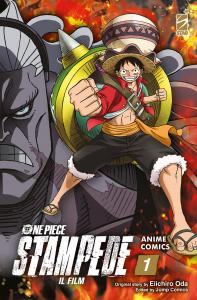 ONE PIECE STAMPEDE: IL FILM - ANIME COMICS n.1