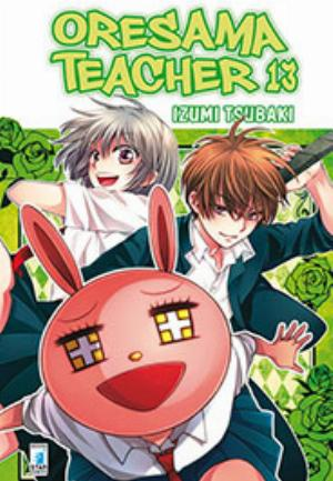 ORESAMA TEACHER n.13