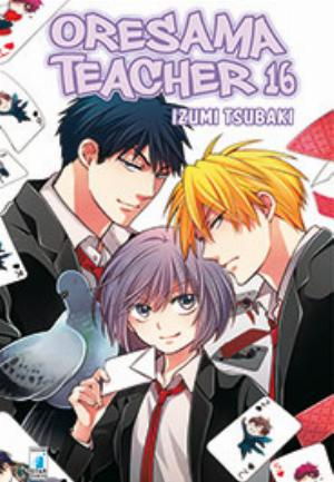 ORESAMA TEACHER n.16