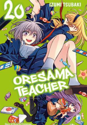 ORESAMA TEACHER n.20