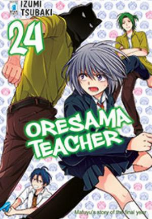 ORESAMA TEACHER n.24