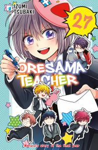 ORESAMA TEACHER n.27