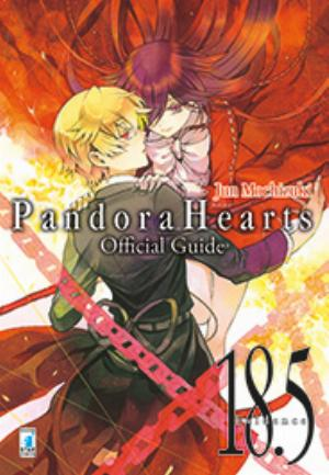 PANDORA HEARTS OFFICIAL GUIDE 18.5 - EVIDENCE