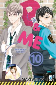 P&ME - POLICEMAN AND ME n.10