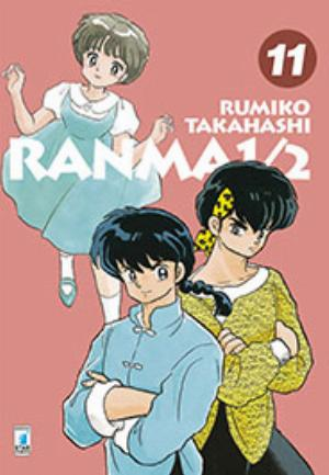 RANMA 1/2 NEW EDITION n.11
