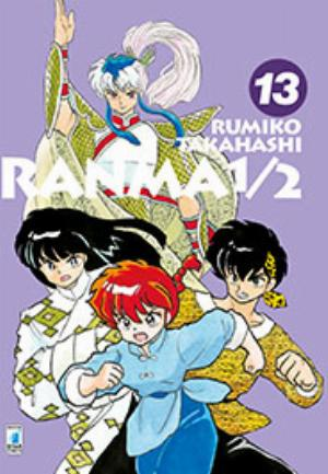 RANMA 1/2 NEW EDITION n.13