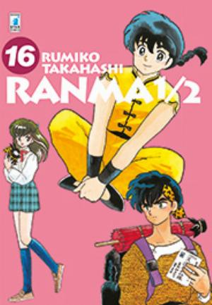 RANMA 1/2 NEW EDITION n.16
