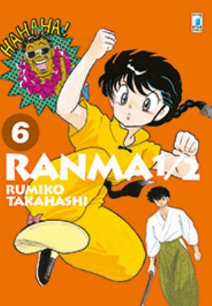RANMA 1/2 NEW EDITION n.6