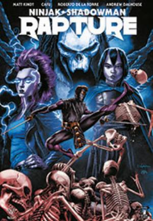 NINJAK - SHADOWMAN: RAPTURE
