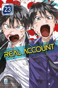 REAL ACCOUNT n.23