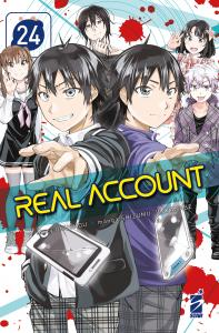 REAL ACCOUNT n.24