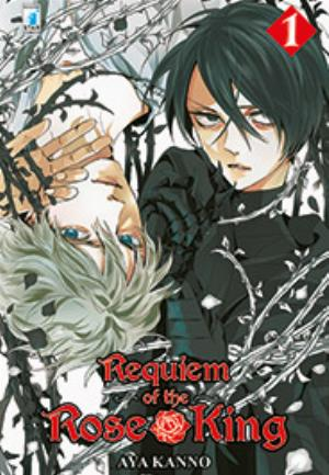 REQUIEM OF THE ROSE KING n.1