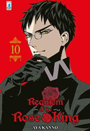 REQUIEM OF THE ROSE KING n.10