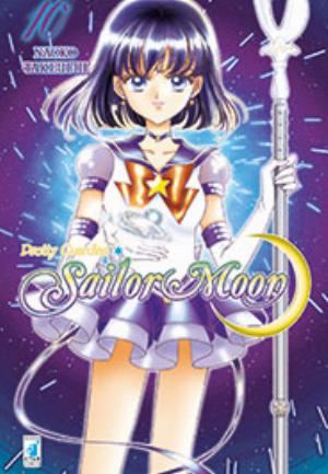 PRETTY GUARDIAN SAILOR MOON NEW EDITION n.10