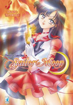 PRETTY GUARDIAN SAILOR MOON NEW EDITION n.3