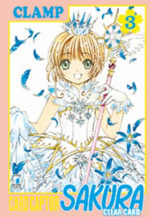 CARD CAPTOR SAKURA CLEAR CARD n.3