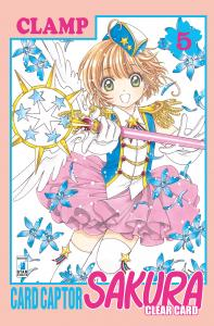 CARD CAPTOR SAKURA CLEAR CARD n.5