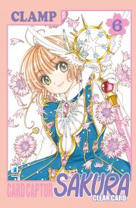 CARD CAPTOR SAKURA CLEAR CARD n.6